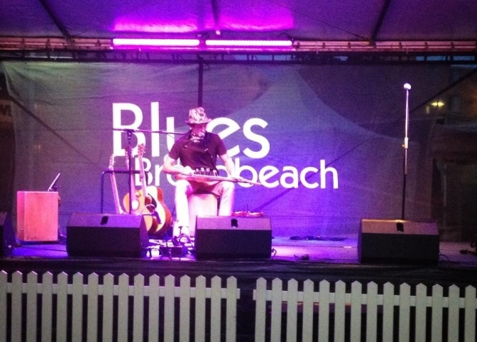A weekend at Blues on Broadbeach 2014