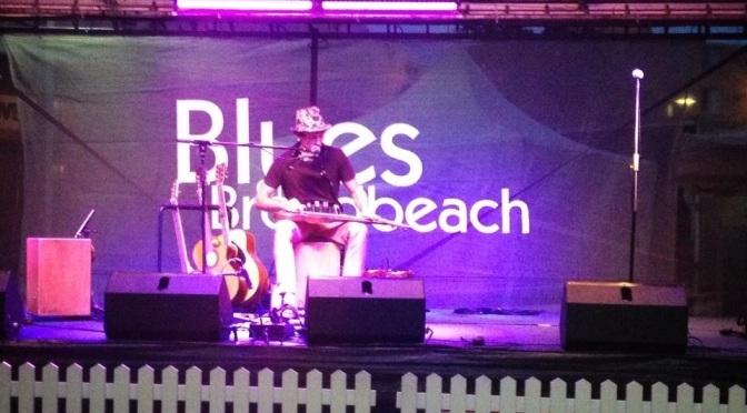 A weekend at Blues on Broadbeach 2014