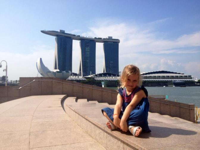 Singapore: A Family Holiday on Australia's Doorstep- Part 2