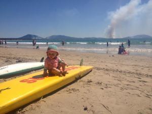 Crowdy Bay beach