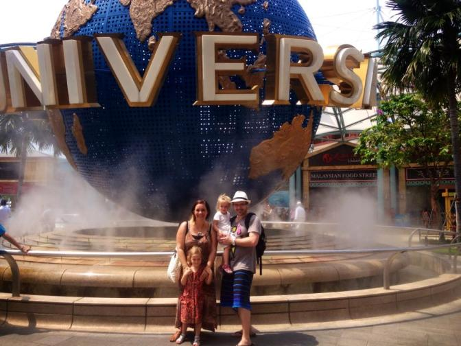 Singapore: A Family Holiday on Australia's Doorstep- Part 1