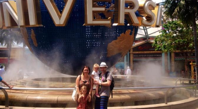 Singapore: A Family Holiday on Australia's Doorstep- Part 1
