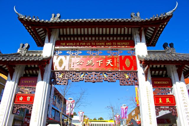 A Date Day in Cabramatta