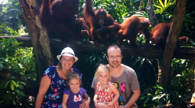Singapore Zoo: A Family Holiday on Australia's Doorstep- Part 3