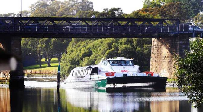 Family Fun Day Sunday Destination: Parramatta