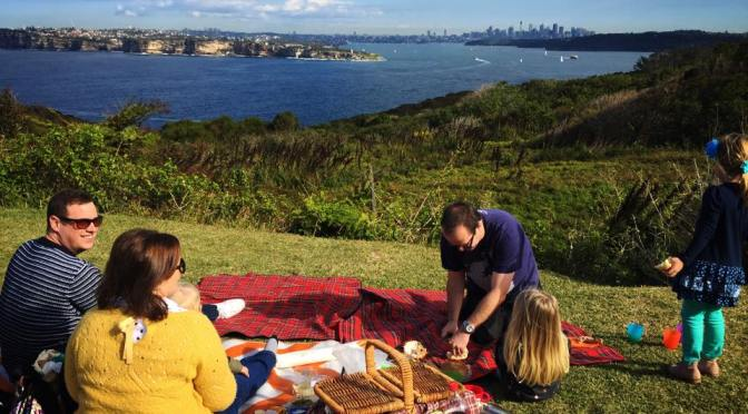 A-Z of Picnic Spots in Sydney
