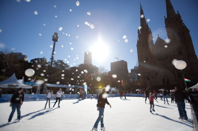 Embrace the Cold: 5 Winter Festivals in Sydney