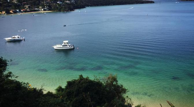 A Staycation in Mosman