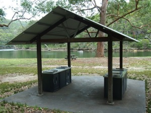 BBQs at Audley Picnic Area